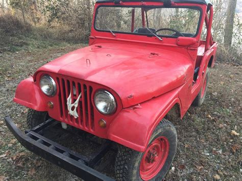 1965 Jeep Cj5 1965 Jeep Cj5 For Sale 1902027 Hemmings Motor News