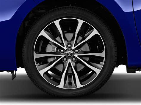 Wheel Size Toyota Corolla Image 2017 Toyota Corolla Xse Cvt Automatic Natl Wheel