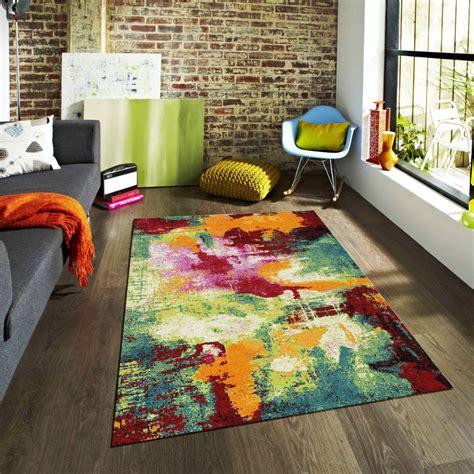 tappeti moderni colorati tappeti verdi moderni idee per il design della casa
