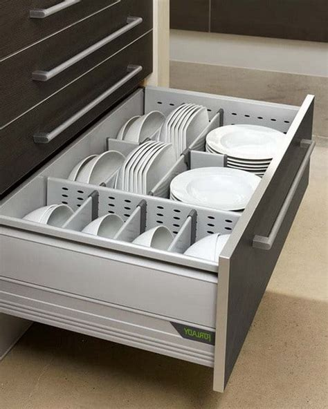 Diy Kitchen Drawers by 35 Kitchen Drawer Organizing Ideas Diy Organized Living