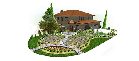 home yard design software free landscape design program