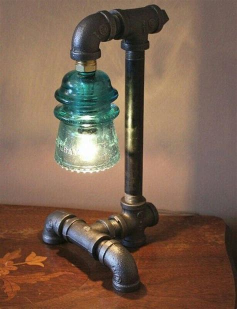 Wall Sconce Candle Holder 16 Sculptural Industrial Diy Pipe Lamp Design Ideas Able