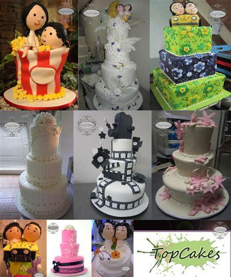 Top Cakes   Metro Manila Wedding Cake Shops   Metro Manila
