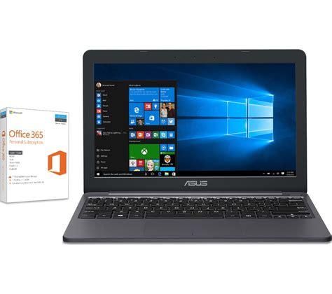 Asus Notebook E203 asus vivobook e203 11 6 quot laptop grey grey