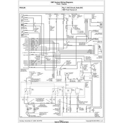 95 taurus wiring diagram get free image about wiring diagram