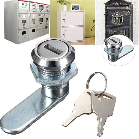 cabinet and drawer locks cam lock desk drawer lock with 2 keys for arcade cupboard