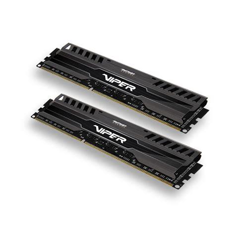 Ram Patriot Viper patriot viper 3 series black mamba ddr3 8gb 2 x 4gb 2133mhz dual channel kit skroutz gr