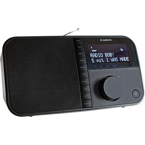 radio da tavolo radio dab albrecht dr 330 radio da tavolo nero in