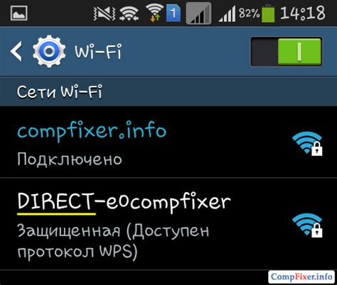 how to use wifi direct in doodle 2 wifi direct
