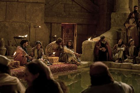 King Bible Wedding At Cana by Jesus The Miracle At Cana Changing Water Into Wine Auto