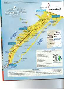 map of the eastern shore of virginia places to visit