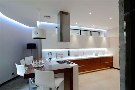 Unique Kitchen Islands kitchen breakfast bar large family residence in kiev