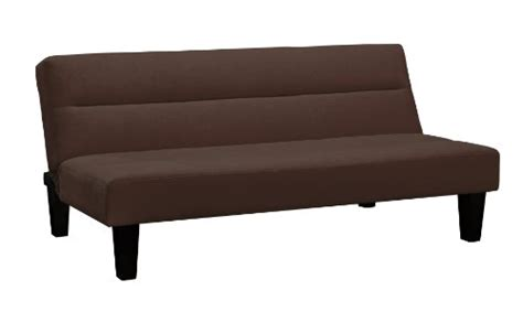 dorel home products futon dorel home products kebo futon chocolate brown new ebay