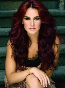 burgundy hair color black burgundy hair color beautiful pictures fashion