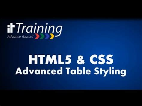 table row background color html5 css advanced table styling alternating row