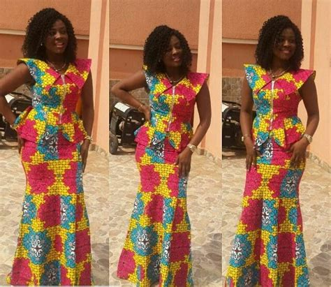 Www Ankara Style 2016 | fabulous ankara gown styles 2016 collections