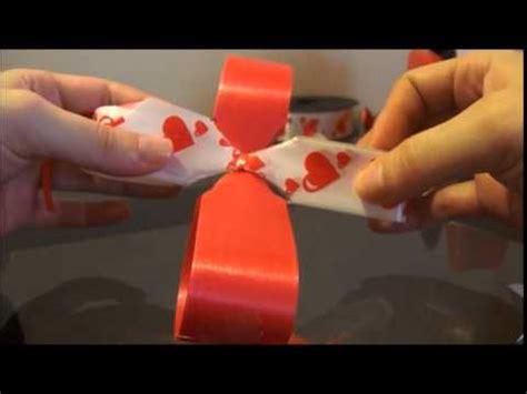 tutorial como hacer monos pom pom     puffy bow youtube