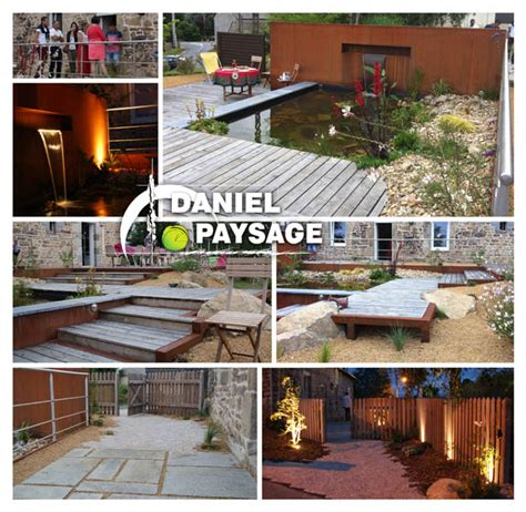 Jardin Paysagé Contemporain by R 233 Alisation D Un Jardin Contemporain Par Daniel Paysage
