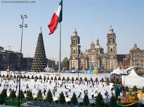 imagenes del zocalo adornado de navidad la magia de la navidad 2011 en el d f noticias y