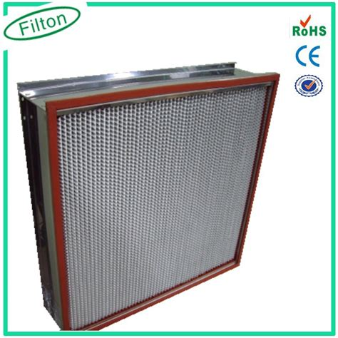 Dust Filter For Room by Air Compressor Parts Hepa Filter For Clean Room Dust Free