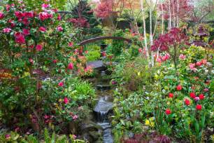 Most Beautiful Flower Garden Drelis Gardens Four Seasons Garden The Most Beautiful Home Gardens In The World