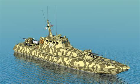 armored boat small armored boat gurza m shipbuilding