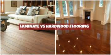 Which Is Better Hardwood Or Laminate - laminate vs hardwood flooring which one is better lugenda