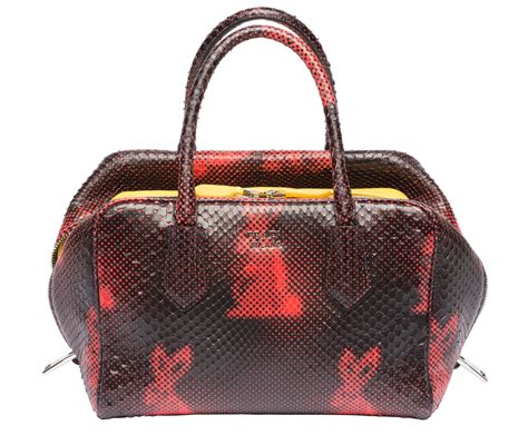 Prada Purse by Prada Resort 2016 Bags Are Bold And In Stores Now Purseblog