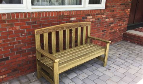 simple 2x4 bench diy simple 2x4 bench howtospecialist how to build