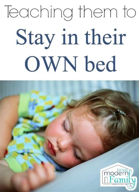 how to keep your child in their bed cases how to get