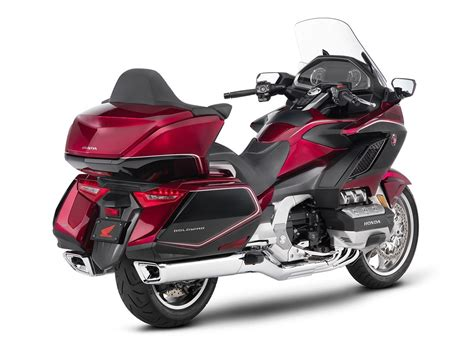 New Honda Goldwing by 2018 Honda Gold Wing Unveiled The Drive