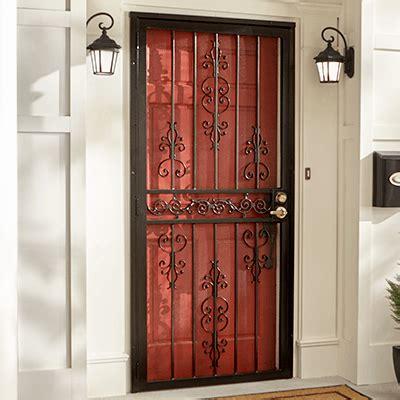 front door installed  door