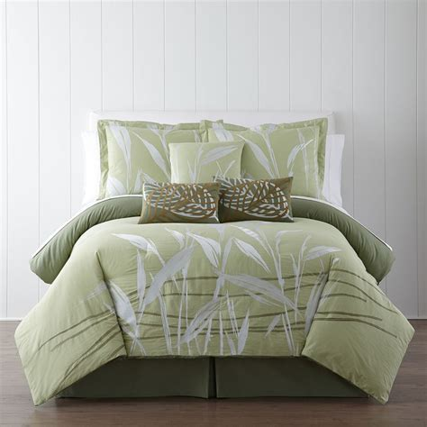 Tropical King Size Bedroom Sets by Panama Pas Tropical 7 Pc Comforter Set