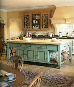 distressed kitchen island kitchen ideas pinterest