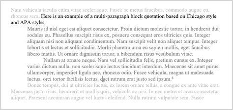 format apa block quote block quotations part 2 how to format block quotations