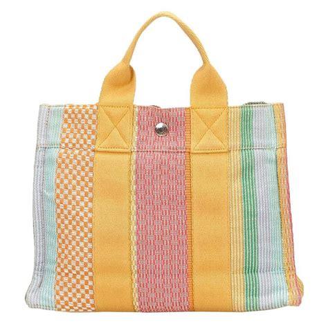 Hermes Birkin Rainbow 170000 hermes rainbow fourre tout pm tote bag for sale at 1stdibs