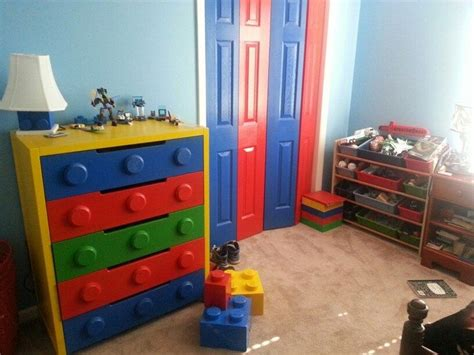 Batman Bunk Beds How To Build A Lego Themed Dresser Diy Projects For