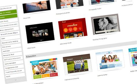 godaddy templates godaddy website builder