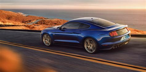 Top Paint Colors 2017 by 2018 Ford Mustang Gt Is Faster Than A Porsche 911 The