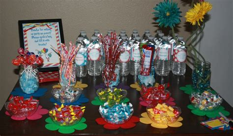 Dr Seuss Baby Shower Favors by Dr Seuss Baby Shower Babble By Charity