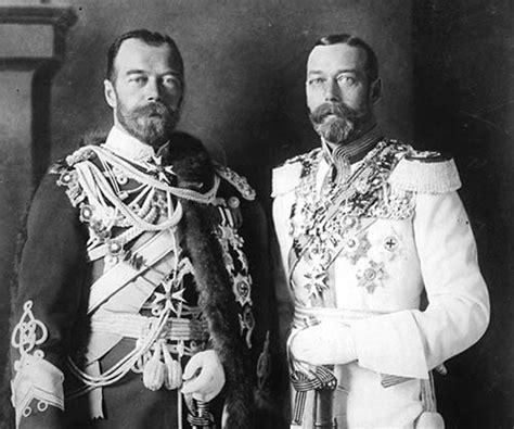 the end of the german monarchy the decline and fall of the hohenzollerns books king george v and his physically similar cousin tsar