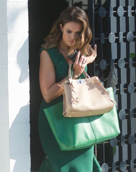 Name Mandy Moores Designer Purse by Mandy Fendi Peekaboo Bag Purseblog