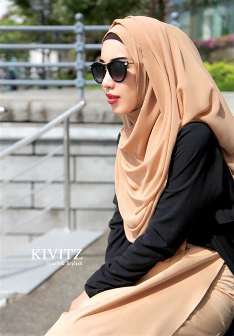 stail tudung terking 21 stail fesyen hijabista yang cool stailo wanista com