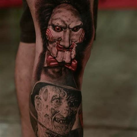 needle juice tattoo 1000 images about horror tattoos on pinterest best