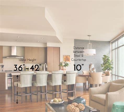 standard kitchen island height kitchen 101 must standard kitchen measurements