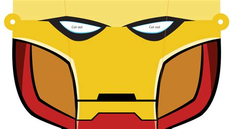 ironman helmet template the world s catalog of ideas