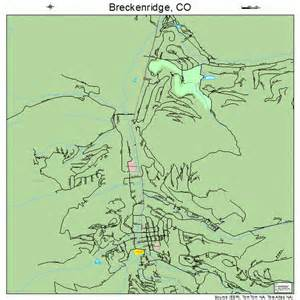 map breckenridge colorado breckenridge colorado map 0808400