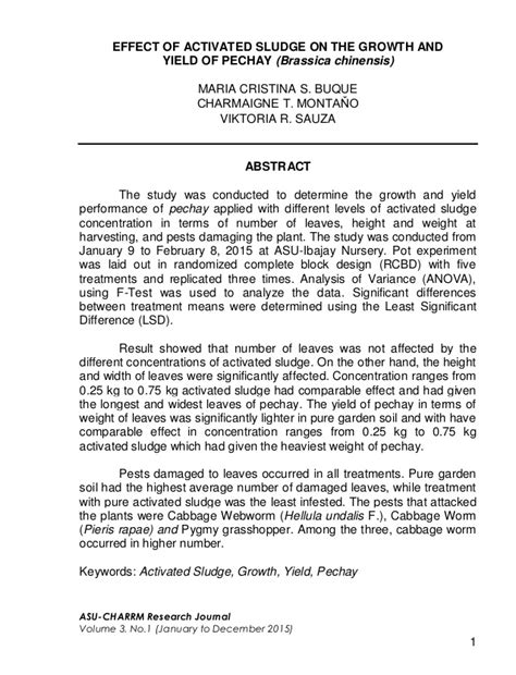 State Mba Essay by Research Journal Of Aklan State 2015 Volume