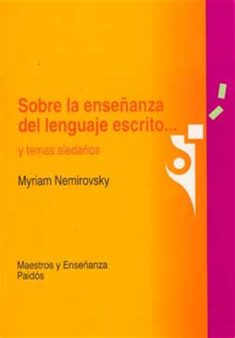 libro la ensenanza del yoga sobre la ense 241 anza del lenguaje escrito y temas aleda 241 os myriam n