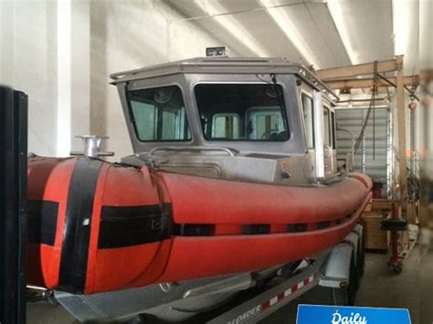 safe boats international safe boats international defender class response boat for